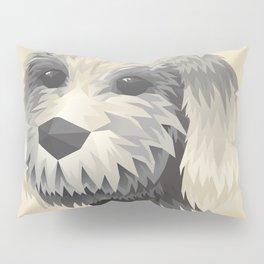 Cute Dog Pillow Sham