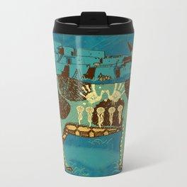 Cowchina Metal Travel Mug