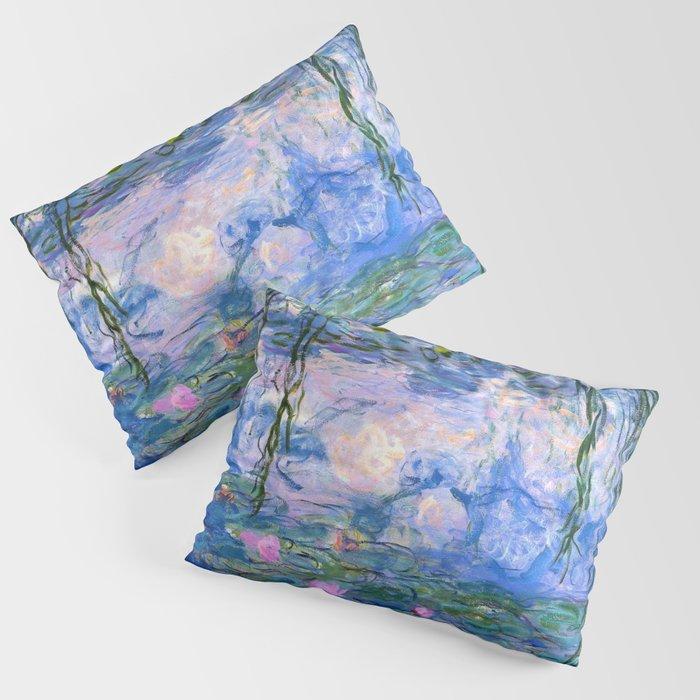Water Lilies Monet Kissenbezug