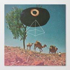 Desert Guide Canvas Print