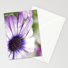 Purple Bliss Stationery Cards