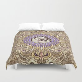 The Pearl Duvet Cover
