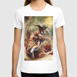 Vega Street Fighter T-shirt