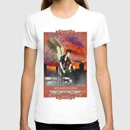 Wings Of Faith : Messenger T-shirt