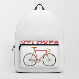 VeLover – Racer 2 – June 12th – 200th Birthday of the Bicycle Backpack