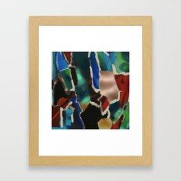 Desire Creating Empire Framed Art Print