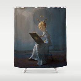 Blameless Vestal Shower Curtain