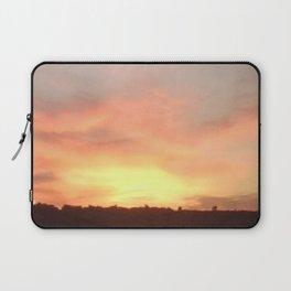 Sunset 504 Centre Focus Laptop Sleeve