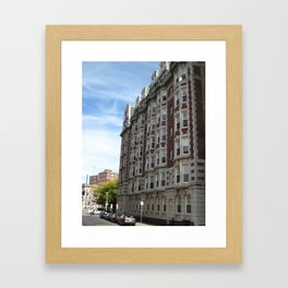 Second Empire Style Framed Art Print