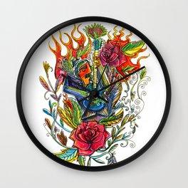 El Santana Wall Clock