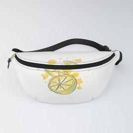 Lemon juice Fanny Pack