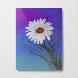 White daisy -2 Metal Print