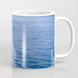 She Fell in Love on the Vast Wild Sea Coffee Mug