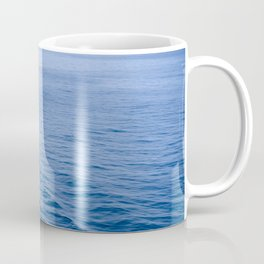She Fell in Love on the Vast Wild Sea Coffee Mug