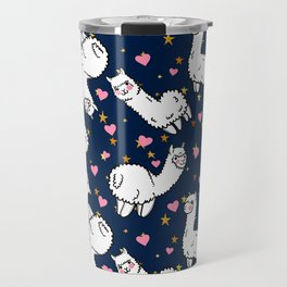 cute alpacas Travel Mug
