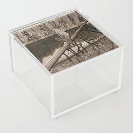 Silence Acrylic Box