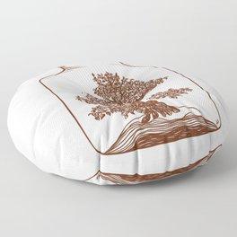 Bonsai Potion Floor Pillow