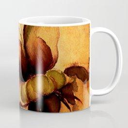 Cupuaçu flower watercolor - Brazilian tropical fruit Coffee Mug
