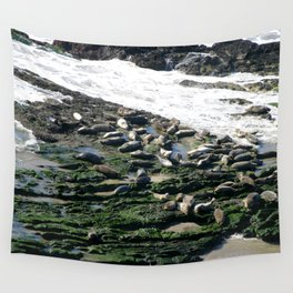 Seals Wall Tapestry