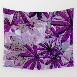 Raindrops IV Wall Tapestry