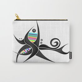 Tribal Tattoo Carry-All Pouch