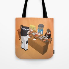 The Nick Yorkers in September Tote Bag