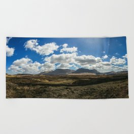 The Highlands Beach Towel