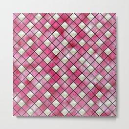 Pink Bliss Metal Print