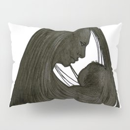 Mother and Child Pillow Sham