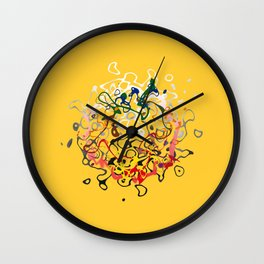 Inner Sphere Wall Clock