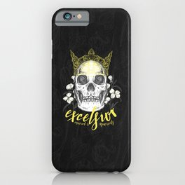 Gansey, Exelsior iPhone Case