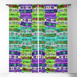 Fluoro Cassette Stacks Blackout Curtain