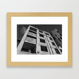 imposing structure #2 Framed Art Print