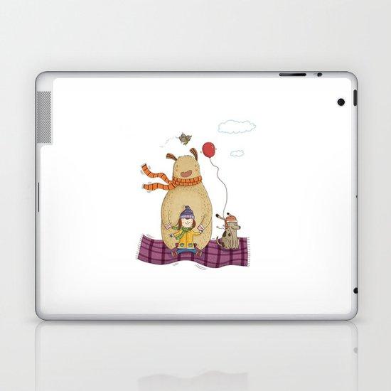 FLYING CARPET Laptop & iPad Skin