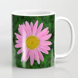 Pink Shasta Daisy Coffee Mug