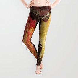 """""""Delicious Autumn II"""" jjhelene design Leggings"""