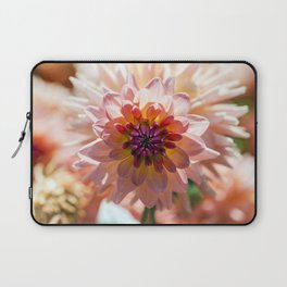 Dahlia / In The Garden / 6 Laptop Sleeve