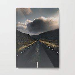 Road 2 Metal Print