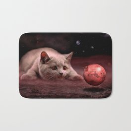 Mouse on Mars Bath Mat