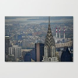 Miles of NYC Canvas Print