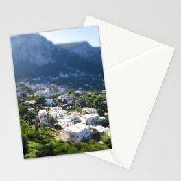 Capri in Minature Stationery Cards