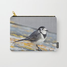Pied Wagtail Carry-All Pouch
