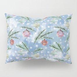 Christmas pattern. 2 Pillow Sham