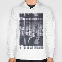 glitch Hoodies featuring Glitch  by Electra Withey
