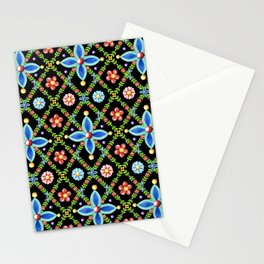 Elizabethan Lattice Stationery Cards