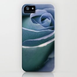 for the usual designers: another winter rose iPhone Case