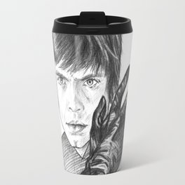 Star / Wars - Luke Skywalker Portrait Travel Mug