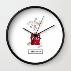 cereal ad Wall Clock