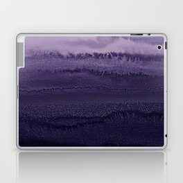 WITHIN THE TIDES ULTRA VIOLET by Monika Strigel Laptop & iPad Skin