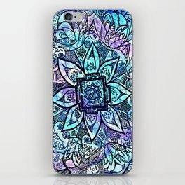 Purple Dreams iPhone Skin